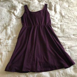 Plum Mossimo Dress